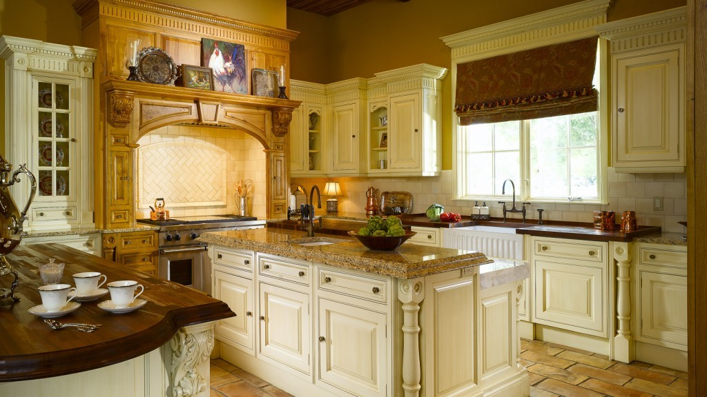 Clive Christian Luxury Kitchen Design in Baton Rouge, LA