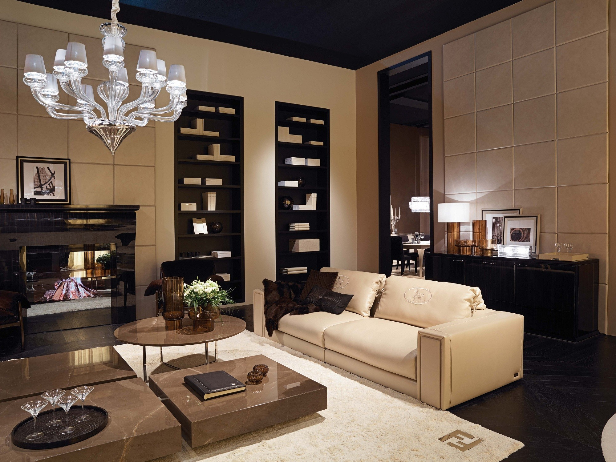 dc4bf19f5c Fendi Casa Furniture is renowned all around the world among those that are  looking for excellence and luxury. The Casa Classic Collection is  particularly ...