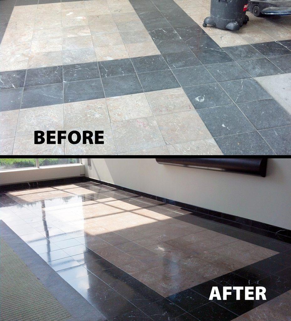 marble flooring repair