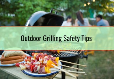Outdoor Grilling Safety Tips