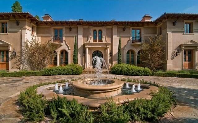 Gated Mediterranean Estate