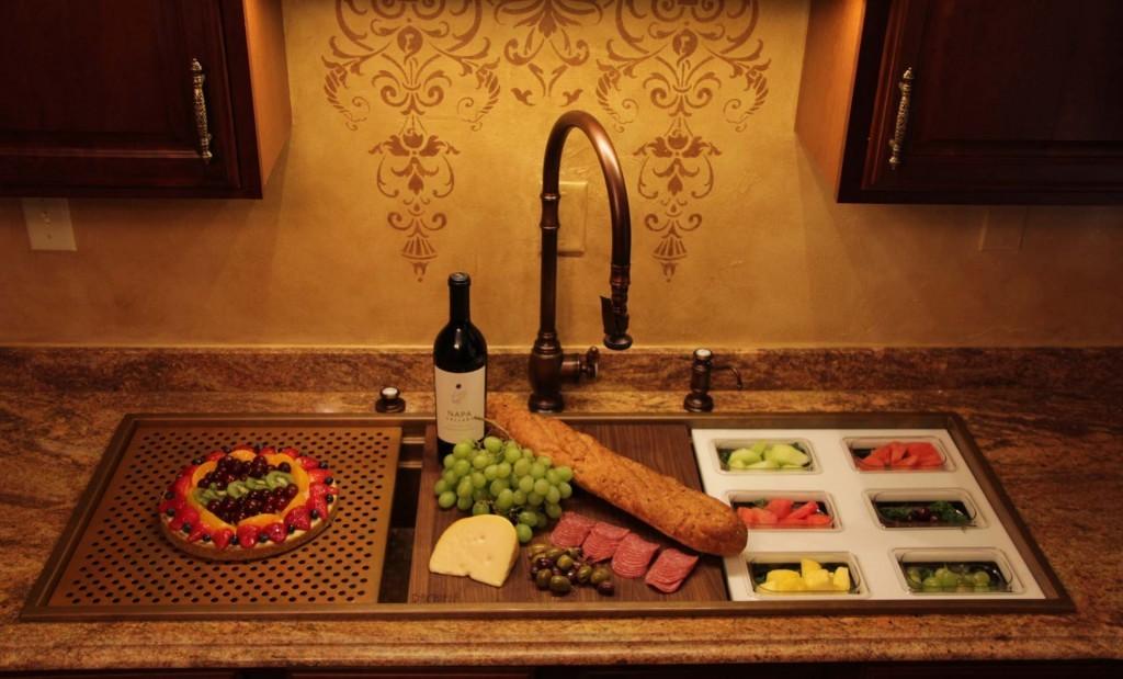 Ultimate Kitchen Sink By Rachiele