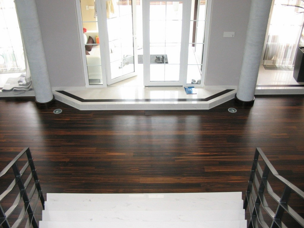 Macassar Ebony Flooring