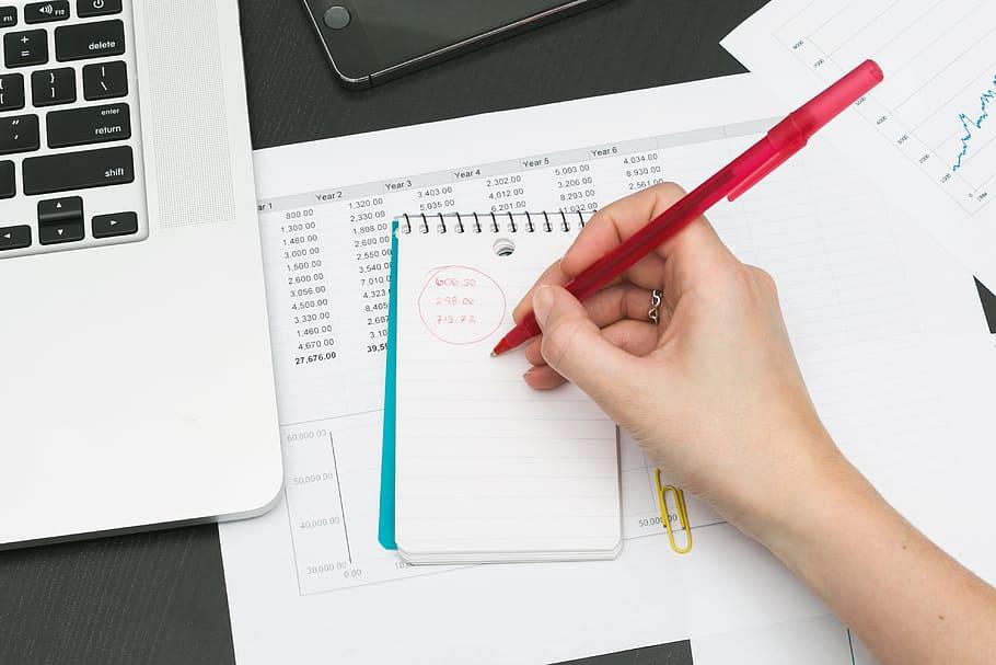 arrange finances