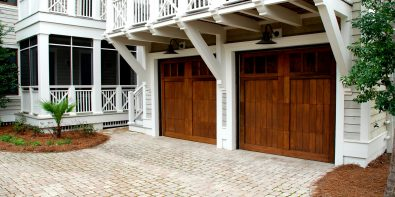 garage doors with locks