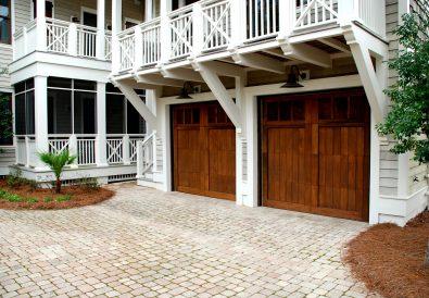 garage doors with locks